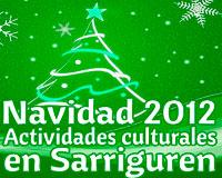 Toda la información sobre los actos culturales de la Navidad 2012
