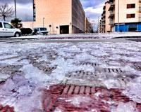 Ante la previsión de nevadas, mañana se repartirá sal en Sarriguren