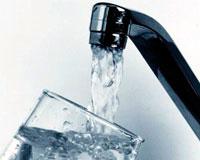 Sarriguren bebe agua del pantano de Eugui prácticamente todo el año