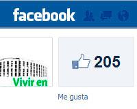 """Más de 200 personas siguen a """"Vivir en Sarriguren"""" en Facebook"""