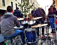 Hoy en Sarriguren nuevo concierto de los alumnos de la Escuela Municipal de Música