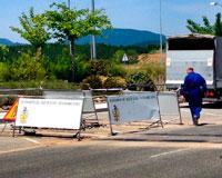 Continúan las medidas para mejorar la seguridad vial en Sarriguren