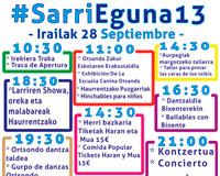 Este sábado se celebra el Día de Sarriguren/Sarrigurengo Eguna