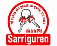La PAH de Egüés celebra una jornada festiva mañana en Sarriguren