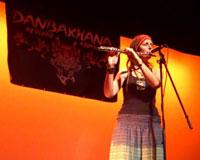 Los grupos locales Danbakhana y Smuz Trío, primer y tercer puesto en el Certamen de Música Mancomunado