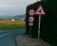 El próximo lunes 19 de enero se cortará el camino rural que une Sarriguren con Olaz