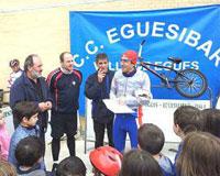 La decimocuarta edición del Día de la Bicicleta partirá el próximo domingo de Sarriguren