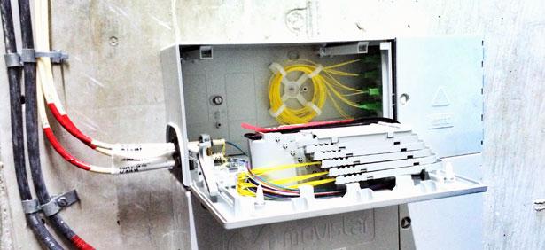 Con fibra ptica de movistar en su modalidad ftth fibra ptica hast pictures to pin on pinterest - Fibra optica en casa ...