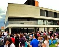 Esta tarde a las 19:00h empiezan unas fiestas de Sarriguren que se anuncian calurosas