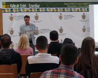 """Más de cincuenta personas se dieron cita en Sarriguren para la segunda edición del programa """"Egüés Emprende"""""""