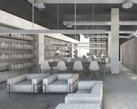 La biblioteca de Sarriguren no empezará a dar servicio hasta mediados de este año