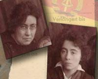 Desde hoy se puede visitar en Sarriguren la exposición homenaje a las Hermanas Úriz
