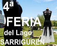 En mayo tendrá lugar la 4ª edición de la Feria del Lago de Sarriguren y el Certamen de Música Mancomunado