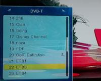 Los cuatro canales de ETB por TDT ya se pueden sintonizar en algunas zonas de Sarriguren