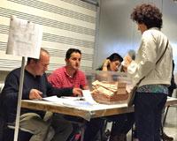 El próximo lunes se sortearán las mesas electorales de Sarriguren