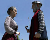 Ya se puede votar a los nuevos gigantes y kilikis que se estrenarán en las Fiestas de Sarriguren