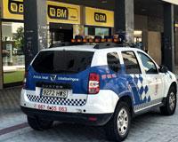 Los robos en el supermercado BM de Sarriguren continúan