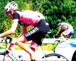 La Vuelta Ciclista a Pamplona saldrá mañana de Sarriguren