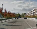 Un tramo de la calle Elizmendi de Sarriguren pasará a ser de doble sentido