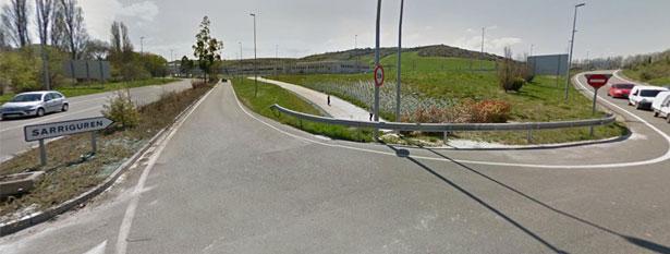 accidente_ciclista_sarriguren