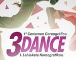 El Festival 3Dance tendrá su momento álgido el jueves en Sarriguren