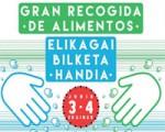 """""""La Gran Recogida Navarra"""" hoy y mañana en Sarriguren"""