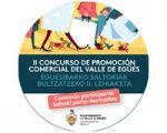 Entrega de premios del II Concurso de Promoción Comercial donde participaron 12 comercios de Sarriguren