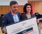 Tres comercios de Sarriguren ganaron el II Concurso de Promoción Comercial