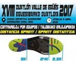 Mañana se celebra en Sarriguren el XVIII Duatlón del Valle de Egüés