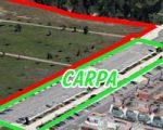 La carpa municipal y los calderetes cambian de ubicación en las Fiesta de Sarriguren de este año