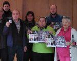El centro Félix Garrido de Sarriguren colabora en la campaña del 25 de noviembre