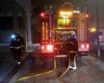 Un hombre de 56 años, herido muy grave en el incendio de su vivienda en Sarriguren