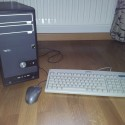 Torre de ordenador y regalo raton y teclado