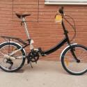 Bicicleta plegable totalmente nueva