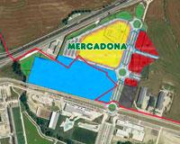 Mercadona aparca el proyecto de Sarriguren para centrarse en Pamplona y Mutilva