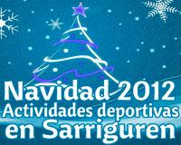 Toda la información sobre los actos deportivos de la Navidad 2012