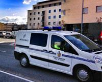 Así son las multas de la policía municipal a los vecinos de Sarriguren