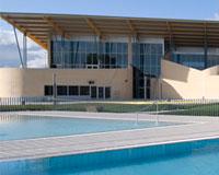 Inversiones y mejoras en las instalaciones de la Ciudad Deportiva de Sarriguren