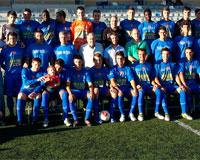 El próximo sábado, primer partido de temporada del Egüés en Sarriguren