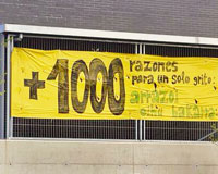 Comunicado íntegro firmado por 52 profesores del Colegio Público de Sarriguren