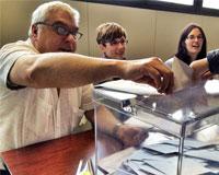 Los vecinos de Sarriguren tendrán que elegir entre siete partidos en las próximas elecciones municipales