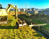 Los huertos urbanos de Sarriguren empiezan a ser una realidad