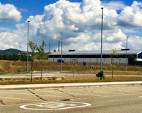 El Polideportivo se construirá junto a Salesianos y el Colegio Público de Sarriguren