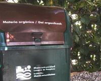 Empiezan en Sarriguren las acciones informativas por el quinto contenedor de basura