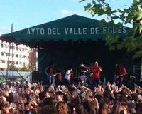 Sarriguren se llenó de miles de personas en la celebración de la fiesta de Sortzen