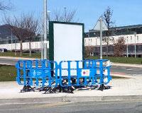 Muebles urbanos para la presentaci n de informaci n for Muebles etxeberria