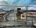 El nuevo acceso y salida de Sarriguren no se abrirá hasta julio