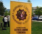 Presentada en Sarriguren la nueva campaña para la separación de materia orgánica